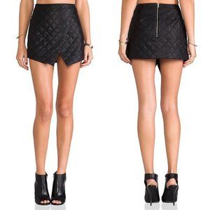 FINDERS KEEPERS Oblivion Skirt in Black